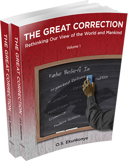 The Great Correction - Complete 2 Book Set (Vol1 & Vol2)
